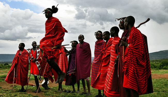 Quelques exemples de rites de passage dans le monde